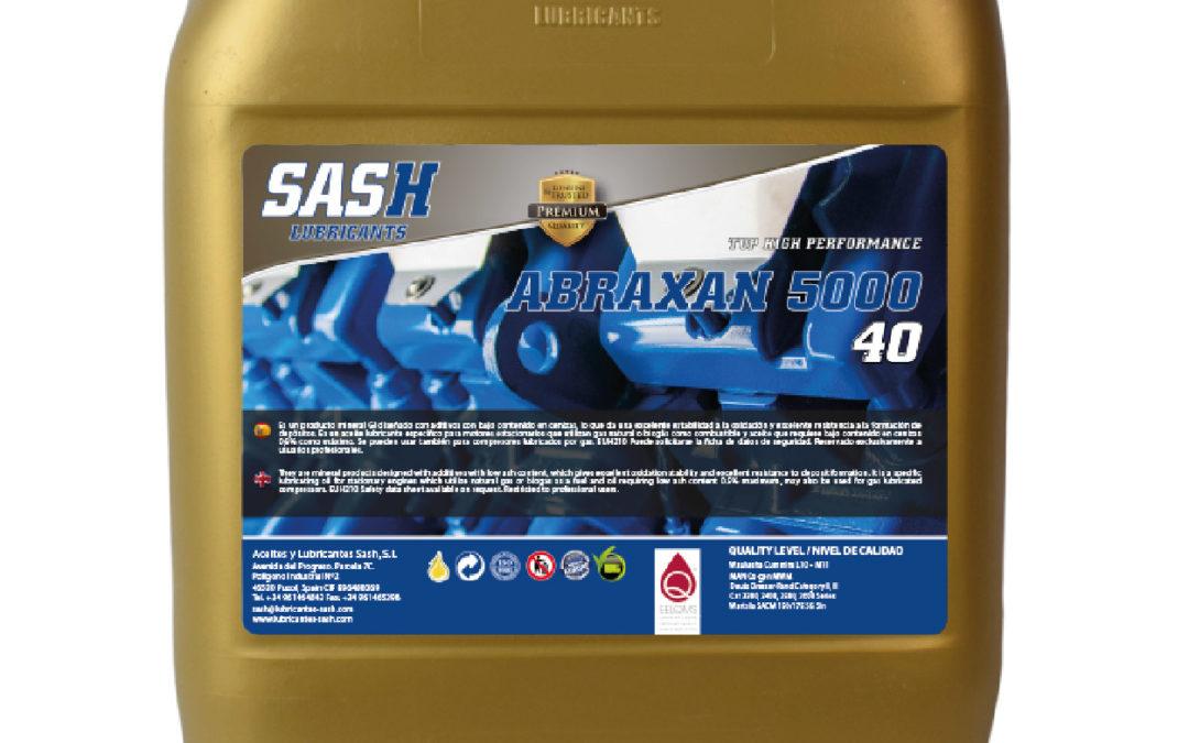 ABRAXAN 5000 40