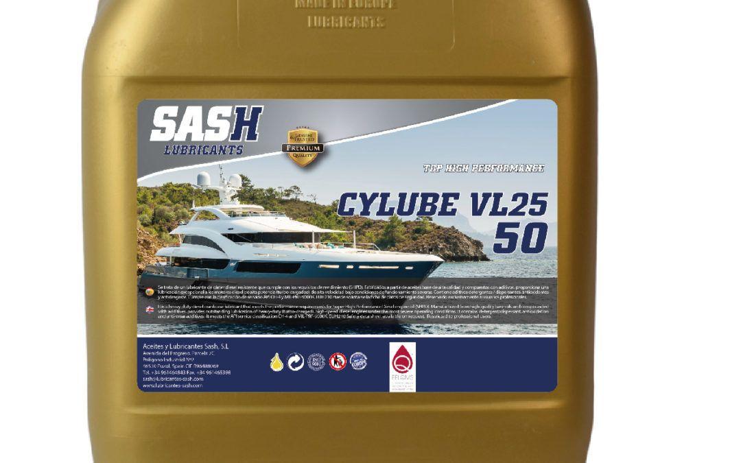 CYLUBE VL25 50