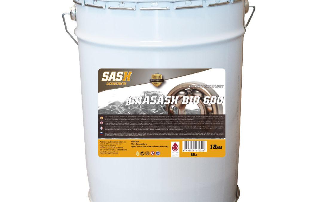 GRASASH BIO E600