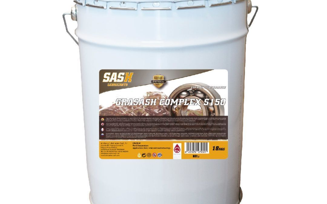 GRASASH COMPLEX S150