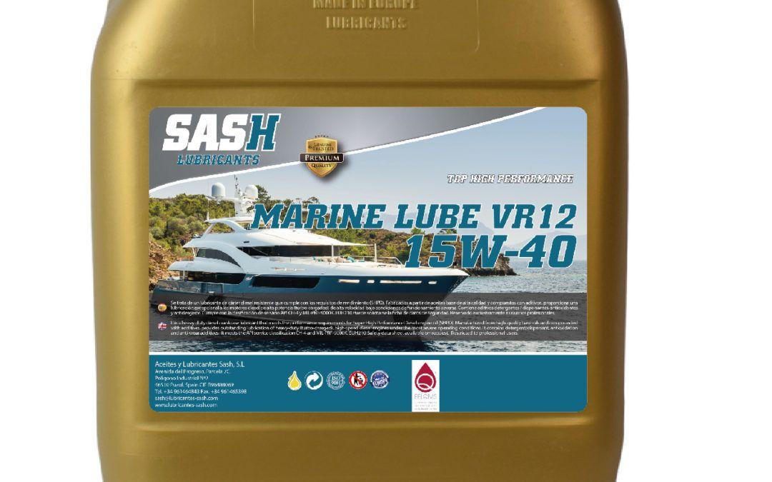 MARINE LUBE VR12 15W-40