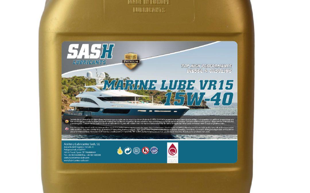 MARINE LUBE VR15 15W-40