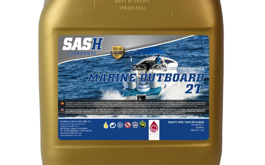 MARINE OUTBOARD 2T