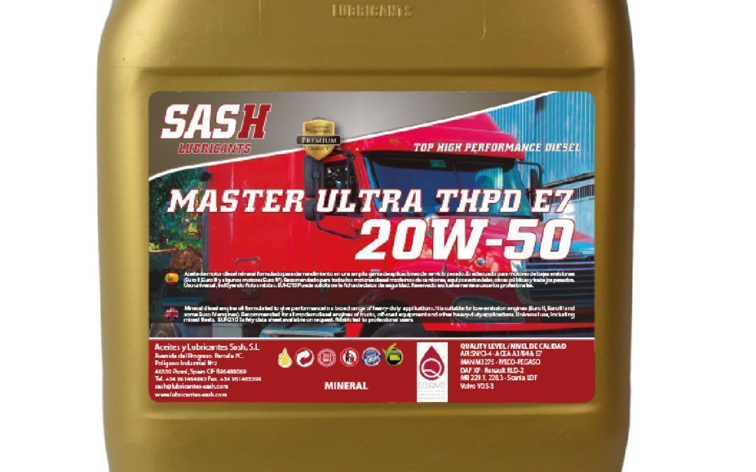 MASTER ULTRA THPD E7 20W-50