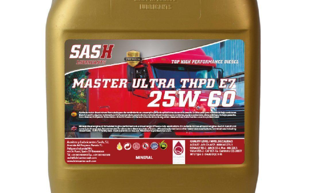MASTER ULTRA THPD E7 25W-60