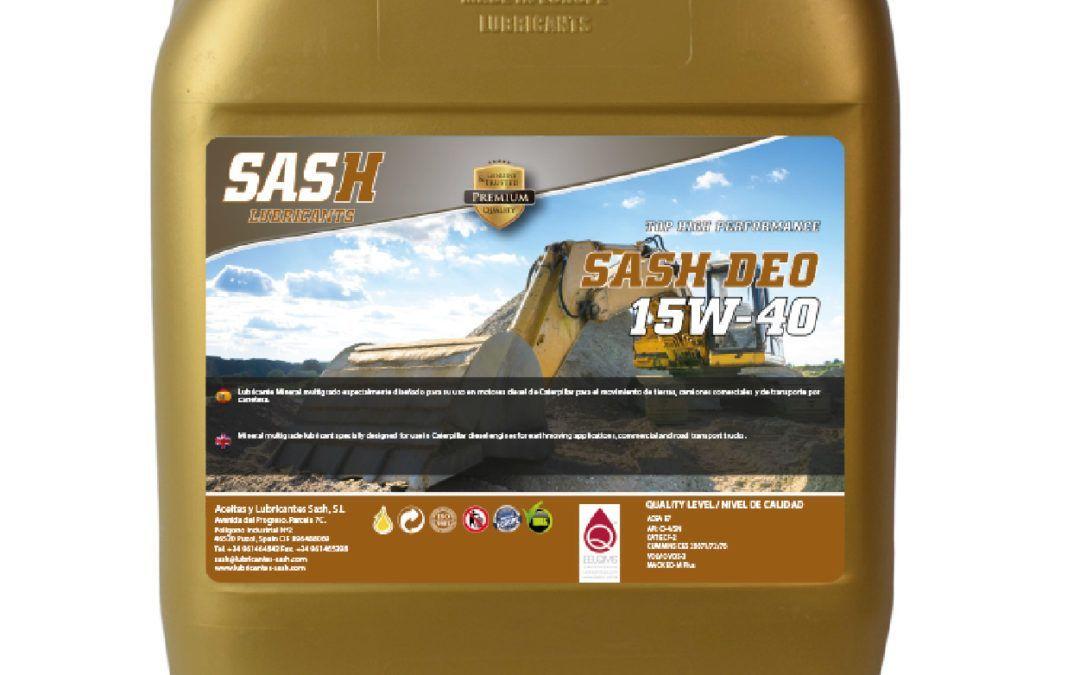 SASH DEO 15W-40