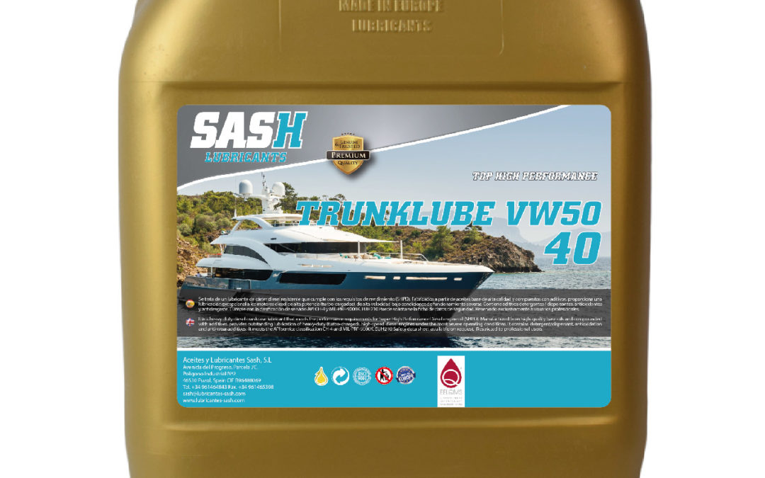 TRUNKLUBE VM50 40